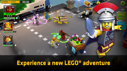 LEGO Quest & Collect Brings Collecting To Mobile! | FlipGeeks