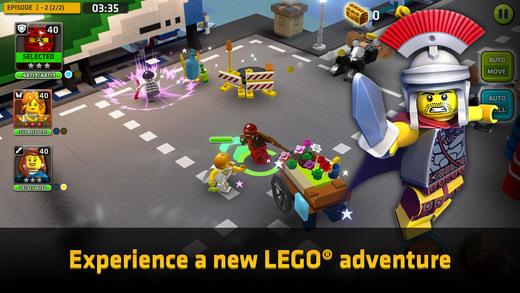 LEGO-Screenshot