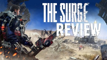 REVIEW: The Surge —'Elysium Meets Dark Souls'