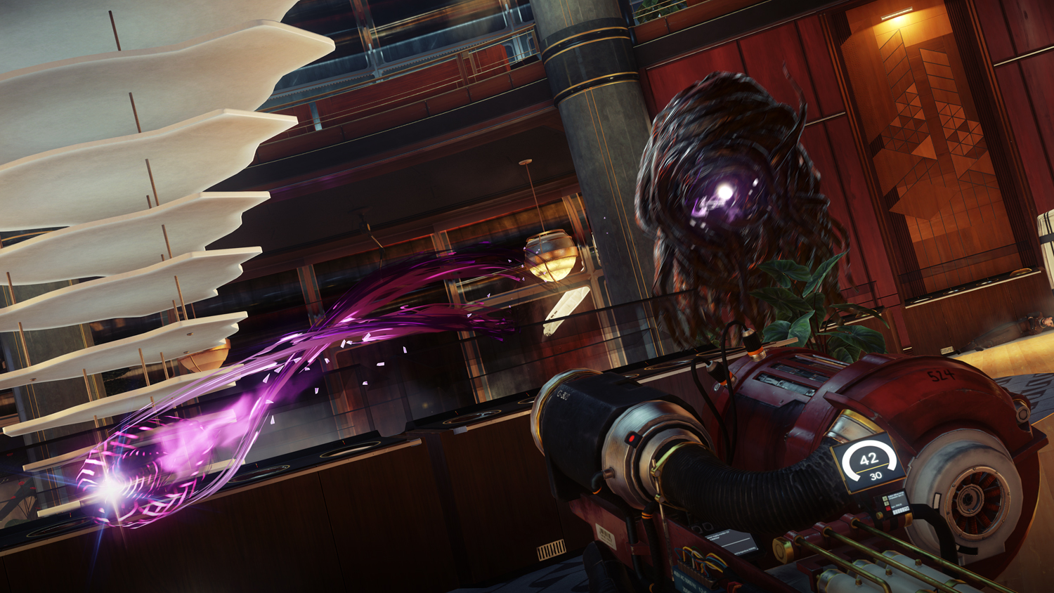 REVIEW: Prey (PS4) — The Predator of my Predator is my Prey. You'll come across all sorts of bizarre Typhons.