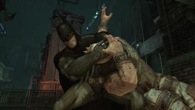 Batman Arkham Asylum Predator