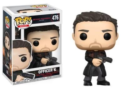 Officer K