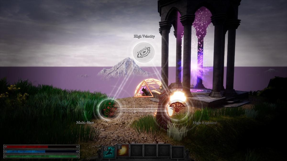 Fictorum_rune_cast