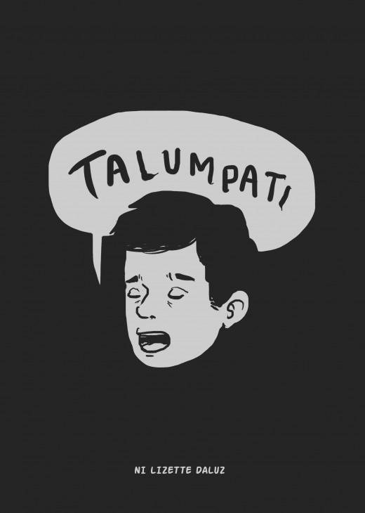 Talumpati Cover