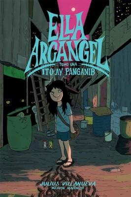 Ella Arcangel 1 cover