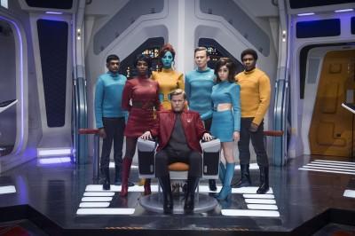"""USS Callister"" from Black Mirror season 4. Photo courtesy of Netflix"