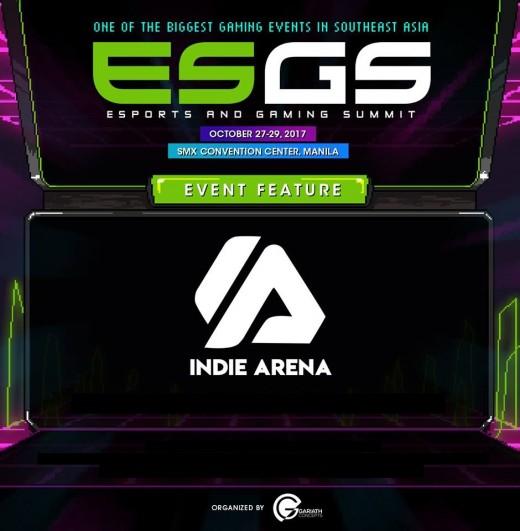 ESGS 2017 Indie Arena
