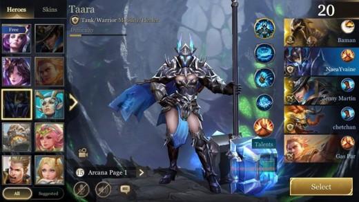 Arena-Of-Valor-Taara