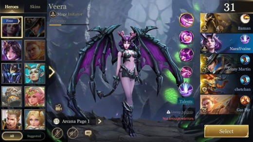 Arena-Of-Valor-Veera