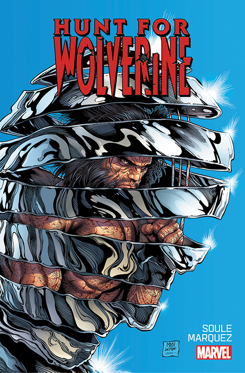The Hunt for Wolverine 01