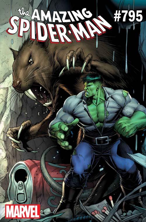 Hulk Variant Cover Program