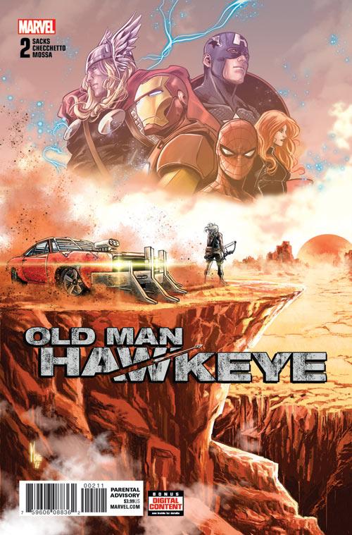 Old Man Hawkeye 02 1