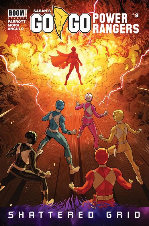 Go Go Power Rangers 09