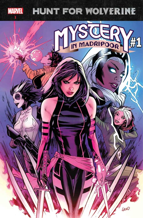 Mystery of Madripoor