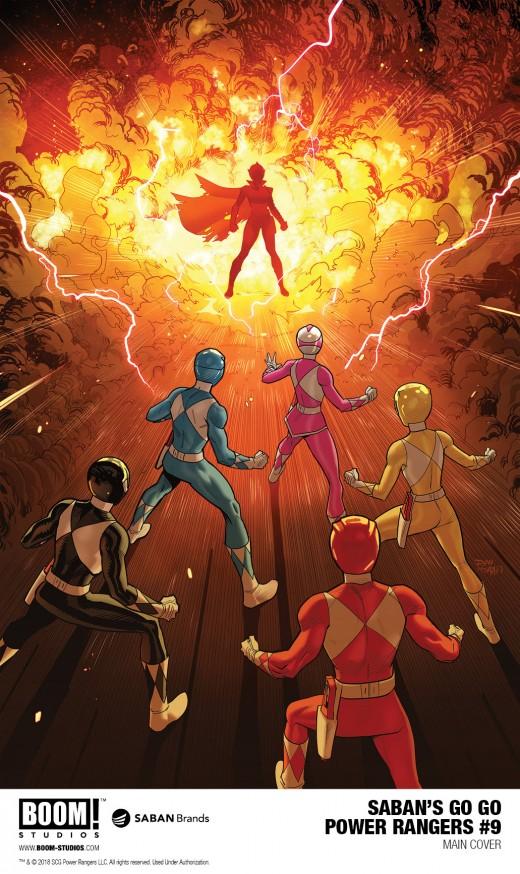 Power Ranger Shattered Grid