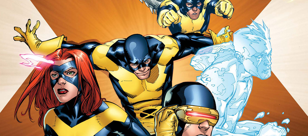 x-men-original-five