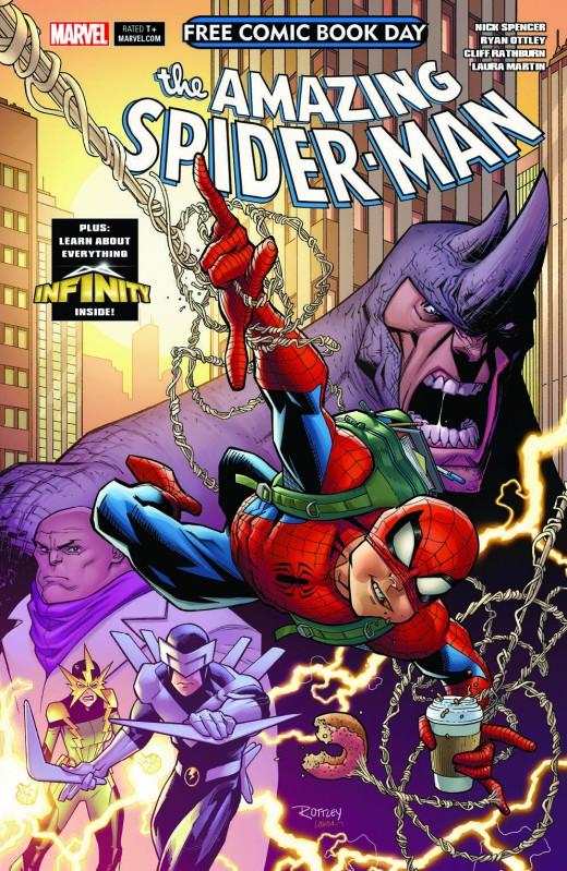The Amazing Spider-Man #1 FCBD