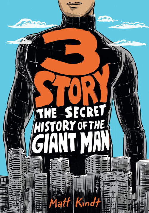 3 Story Man