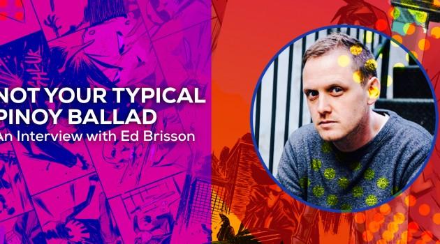 Ed Brisson  2018