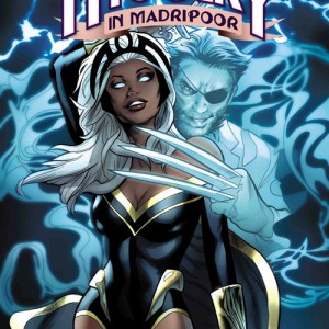 HUNT FOR WOLVERINE: MYSTERY IN MADRIPOOR (#1-4) Written by JIM ZUB Art by THONY SILAS Cover by GREG LAND On Sale 5/23/18