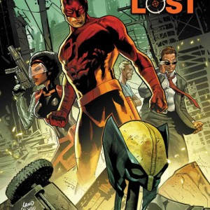 HUNT FOR WOLVERINE: WEAPON LOST (#1-4) Written by CHARLES SOULE Art by MATTEO BUFFAGNI Cover by GREG LAND On Sale 5/2/18