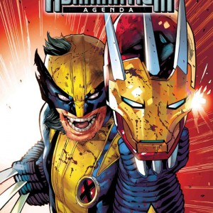 HUNT FOR WOLVERINE: ADAMANTIUM AGENDA (#1-4) Written by TOM TAYLOR Art by R.B. SILVA Cover by GREG LAND On Sale 5/9/18