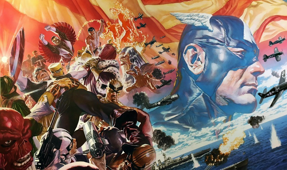 'Captain America' To Relaunch With Ta-Nehisi Coates And Leinil Yu For Marvel's Fresh Start