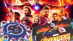 Avengers Cake feat