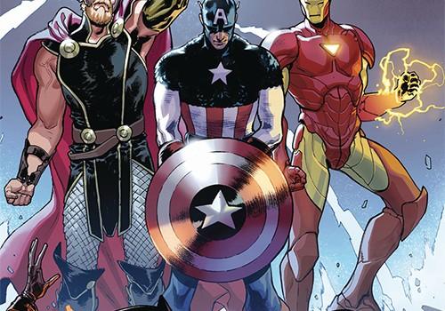 Avengers FCBD 2018