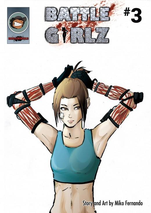Battle Girlz 2018