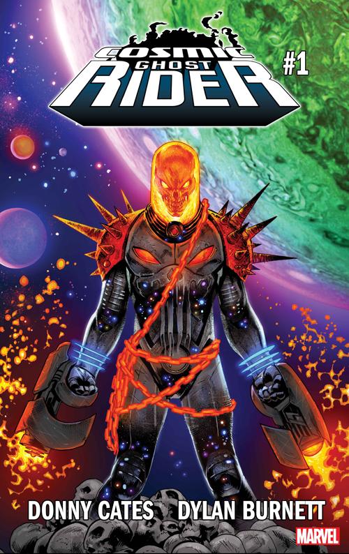 Cosmic Ghost Rider 2018
