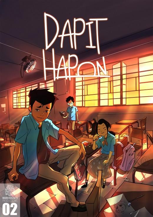 Dapit Hapon Chapter 2 cov