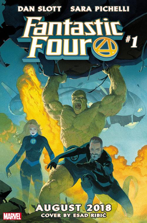 Fantastic Four 01 2018