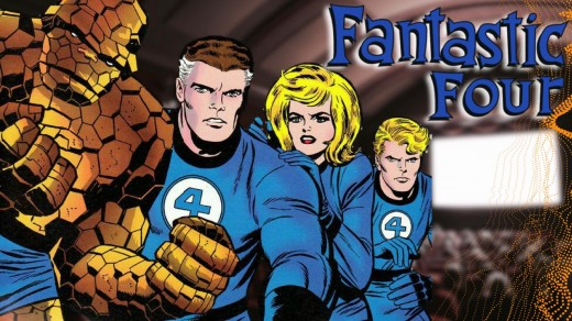 Fantastic Four Cast 2018