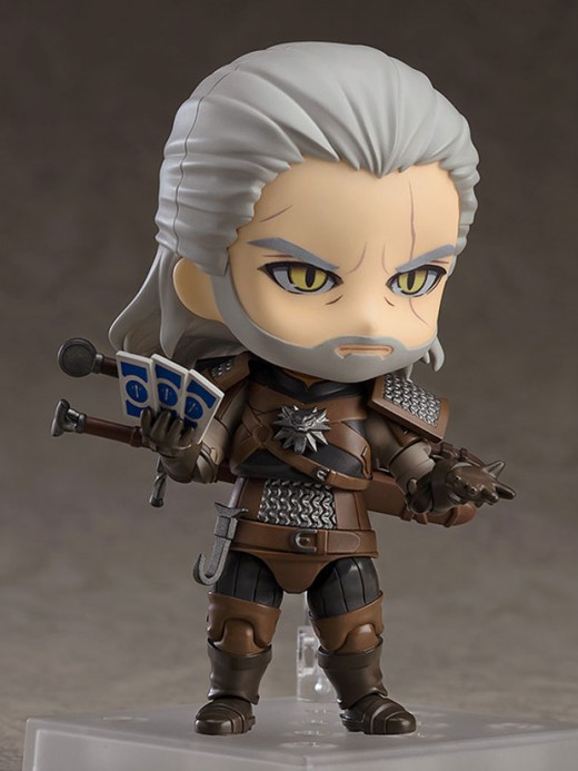 Nendoroid The Witcher 3 1