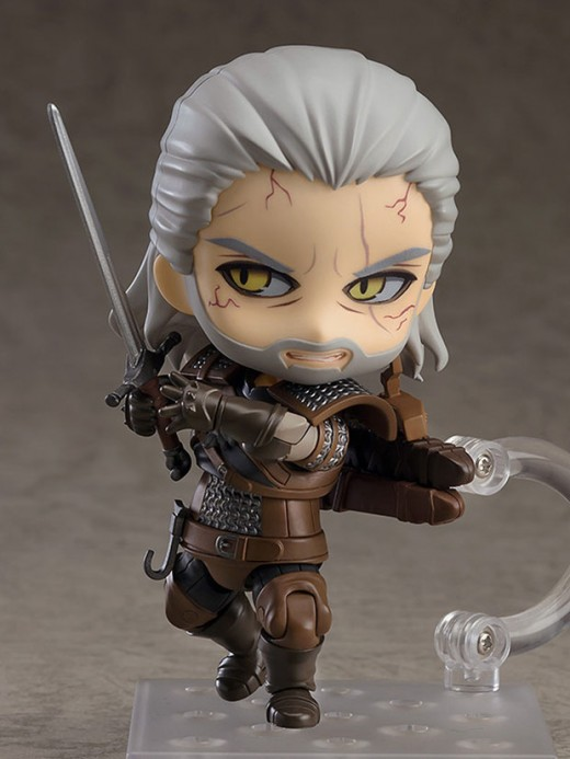 Nendoroid The Witcher 3 2
