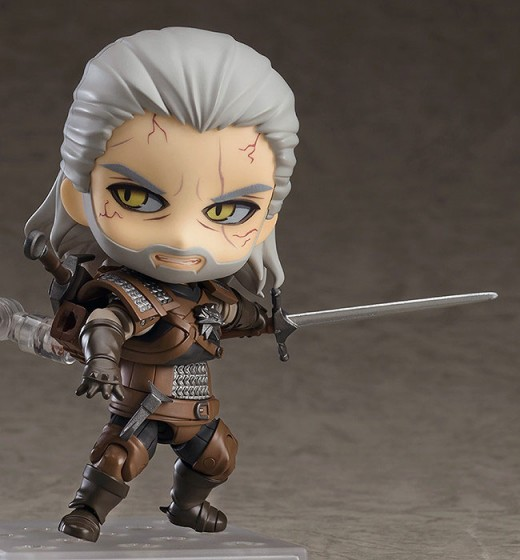 Nendoroid The Witcher 3 3