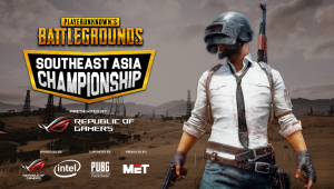 ROG PUBG Southeast Asia Championship-FlipGeeks