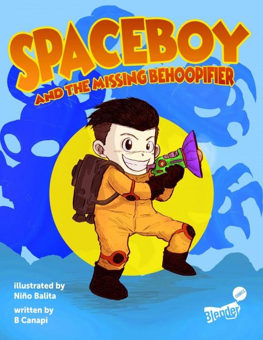 Spaceboy 2018