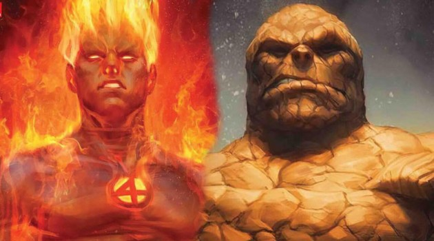 Artgerm Fantastic Four 1 feat