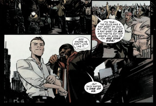 Batman - White Knight 2018 Review c