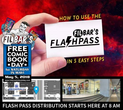 Filbars FlashPass