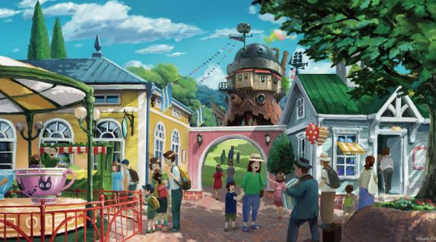 Ghibli Park 5