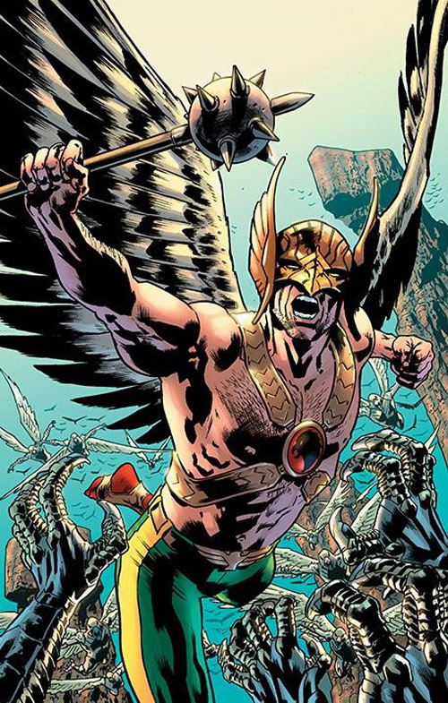 Hawkman 01 2018