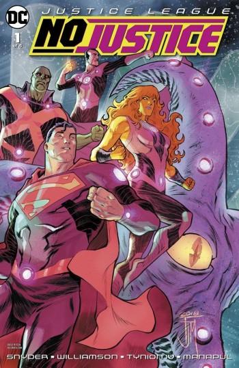 Justice League No Justice 01 2018