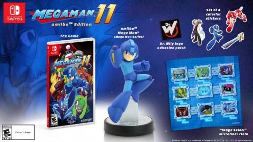 Megaman-11-Switch-Amiibo