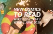 New Comics June Week 1