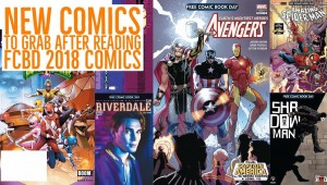 New Comics to After Reading FCBD 2018 Comics