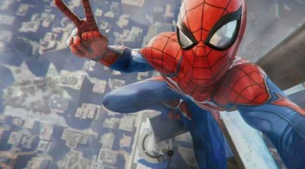 Spider-Man-Game-PS4-FlipGeeks-Selfie