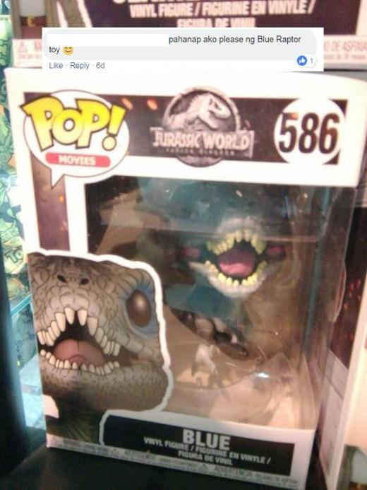 Blur-JurassicWorld-Pop-FlipGeeks